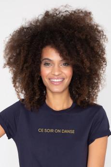 Tshirt CE SOIR ON DANSE French Disorder