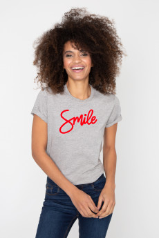 Tshirt SMILE French Disorder