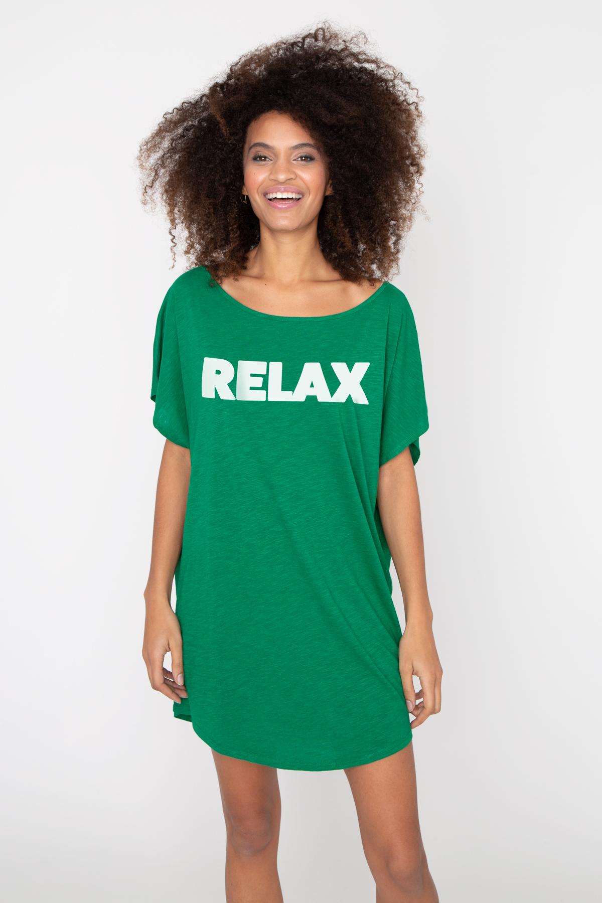 Photo de New femme Robe flammée RELAX chez French Disorder