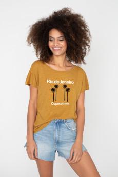 Photo de T-SHIRTS FLAMMÉS Tshirt flammé RIO chez French Disorder
