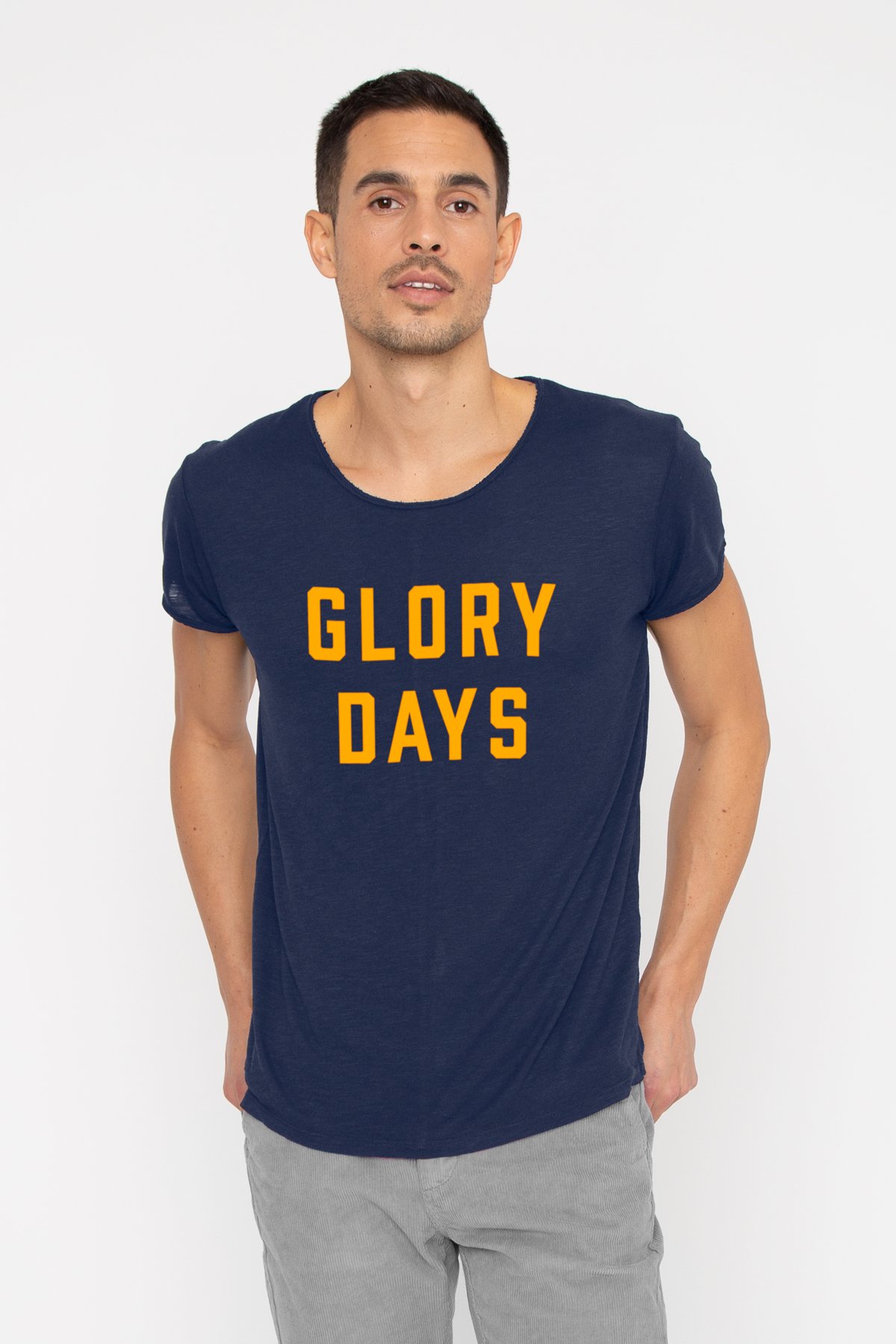 Tshirt flammé GLORY DAYS French Disorder
