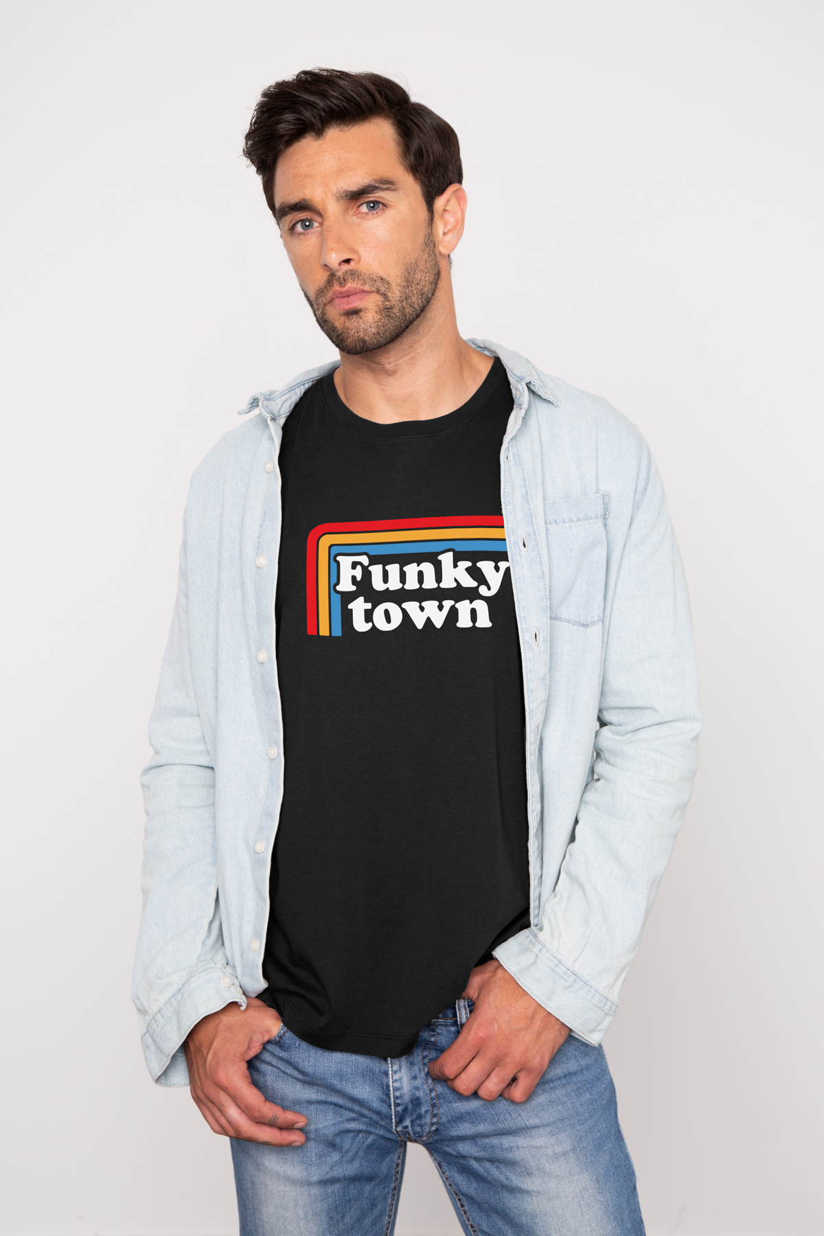 Tshirt FUNKY TOWN French Disorder