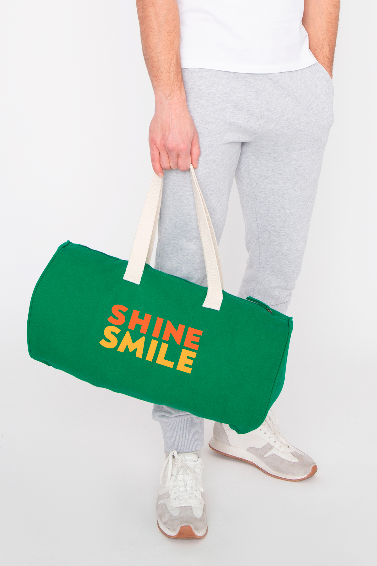 Duffle Bag SHINE SMILE