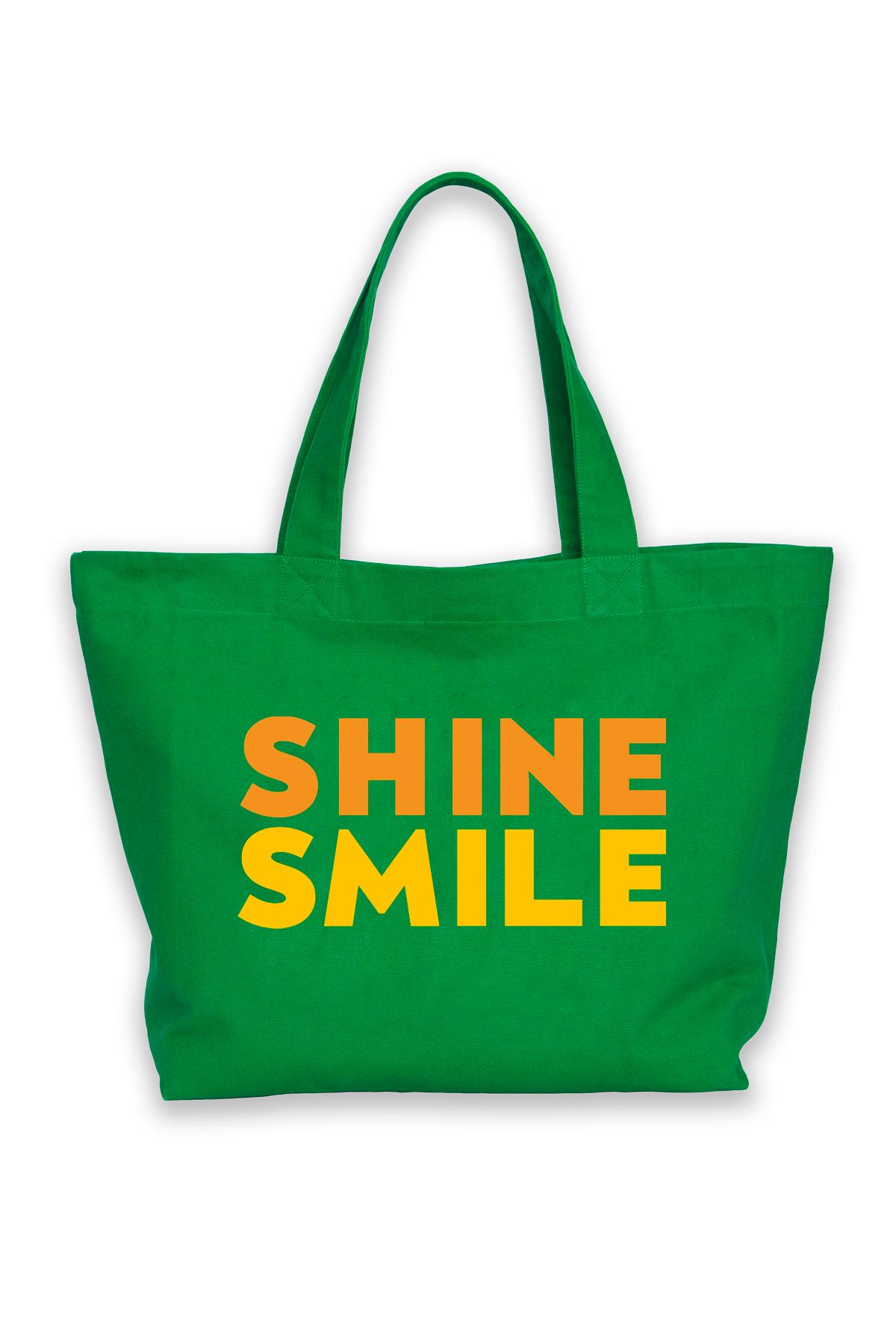 BeachBag XL SHINE SMILE
