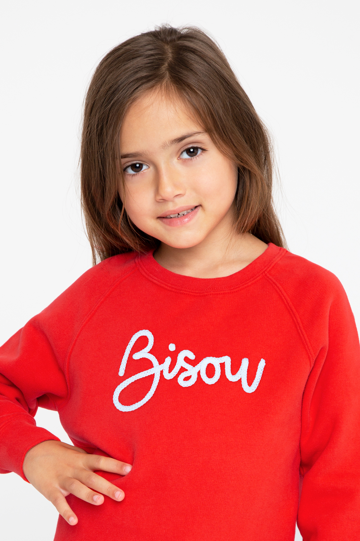 Sweat BISOU tricotin French Disorder