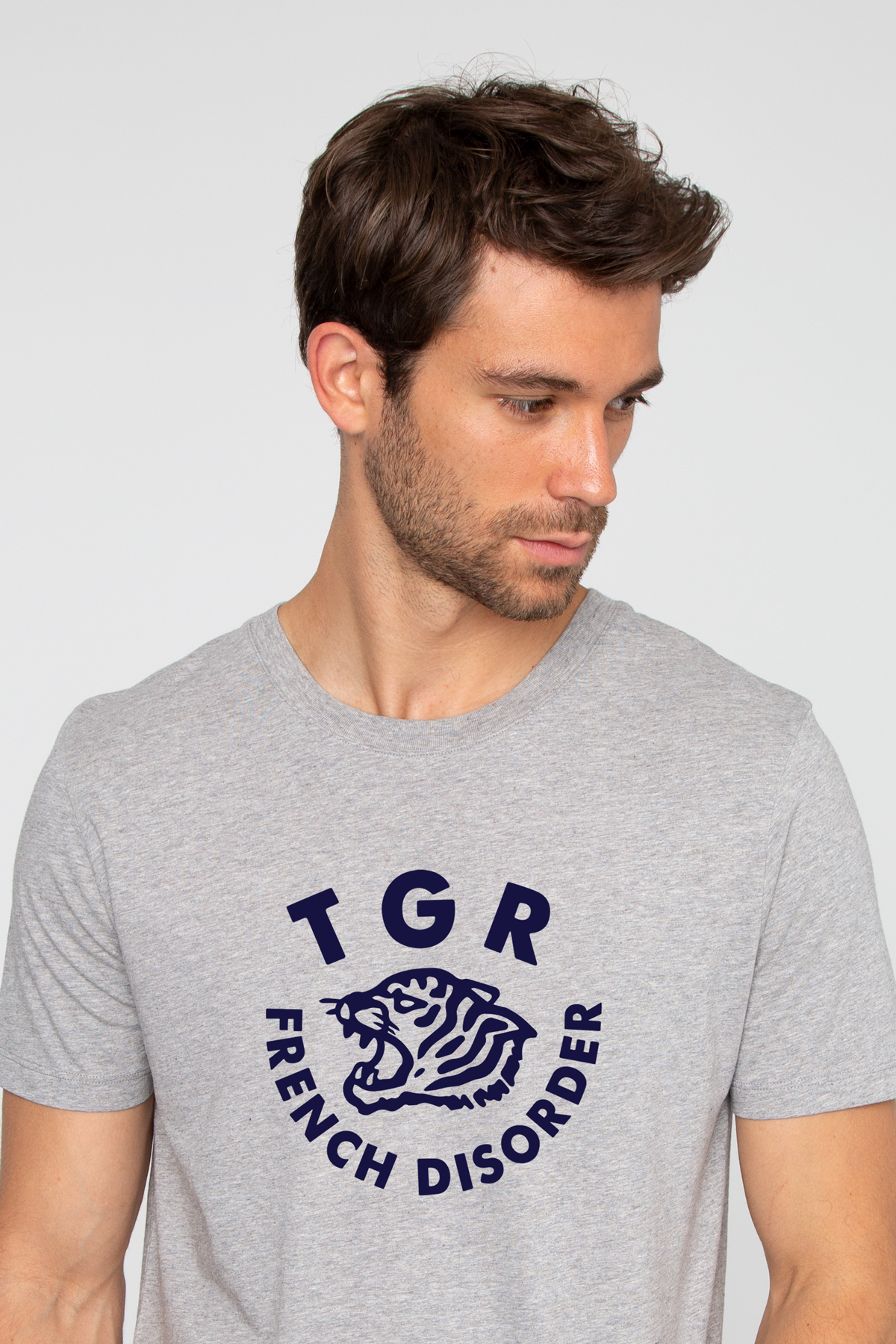 T-shirt TIGER French Disorder