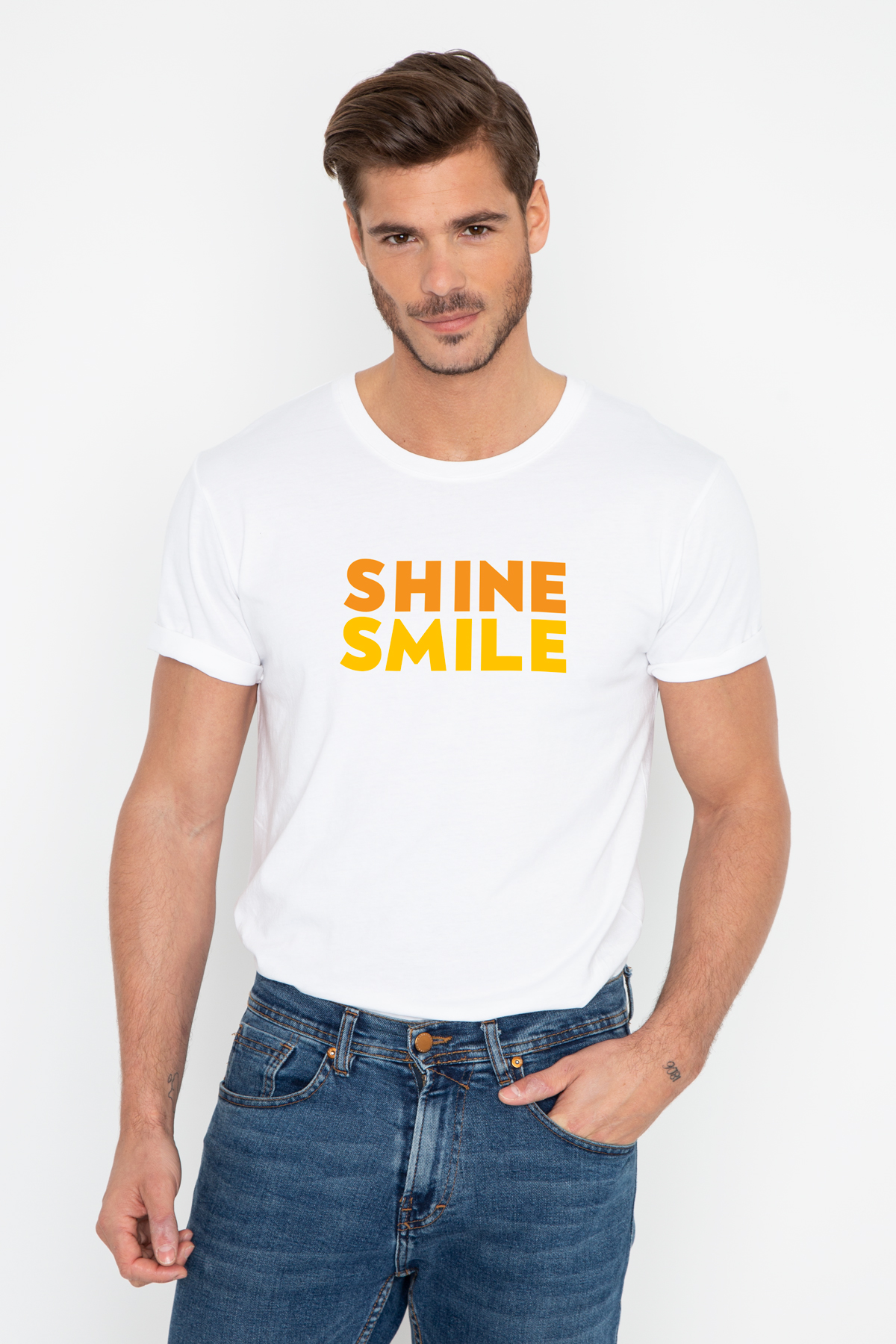 Tshirt SHINE SMILE