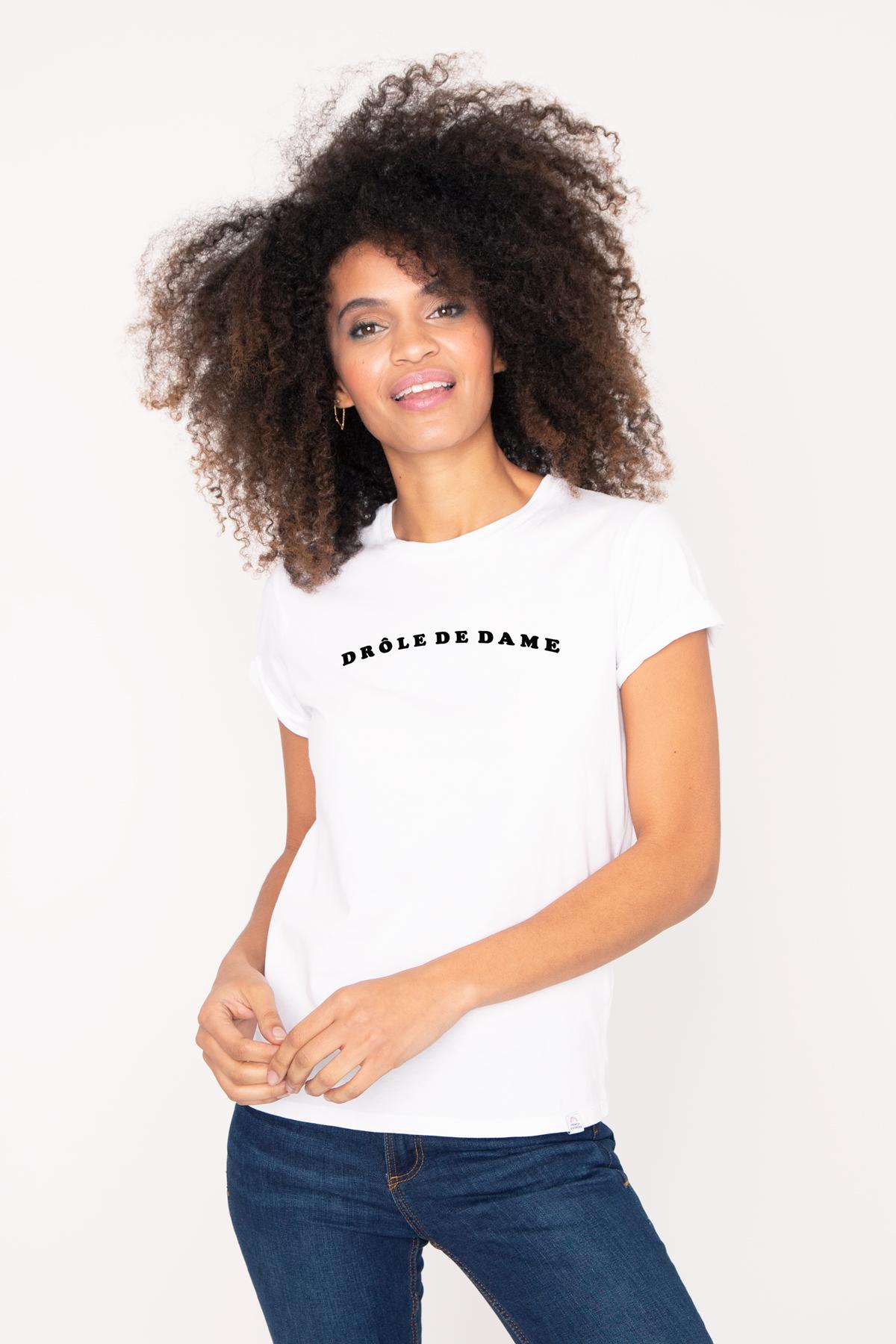 T-shirt DROLE DE DAME