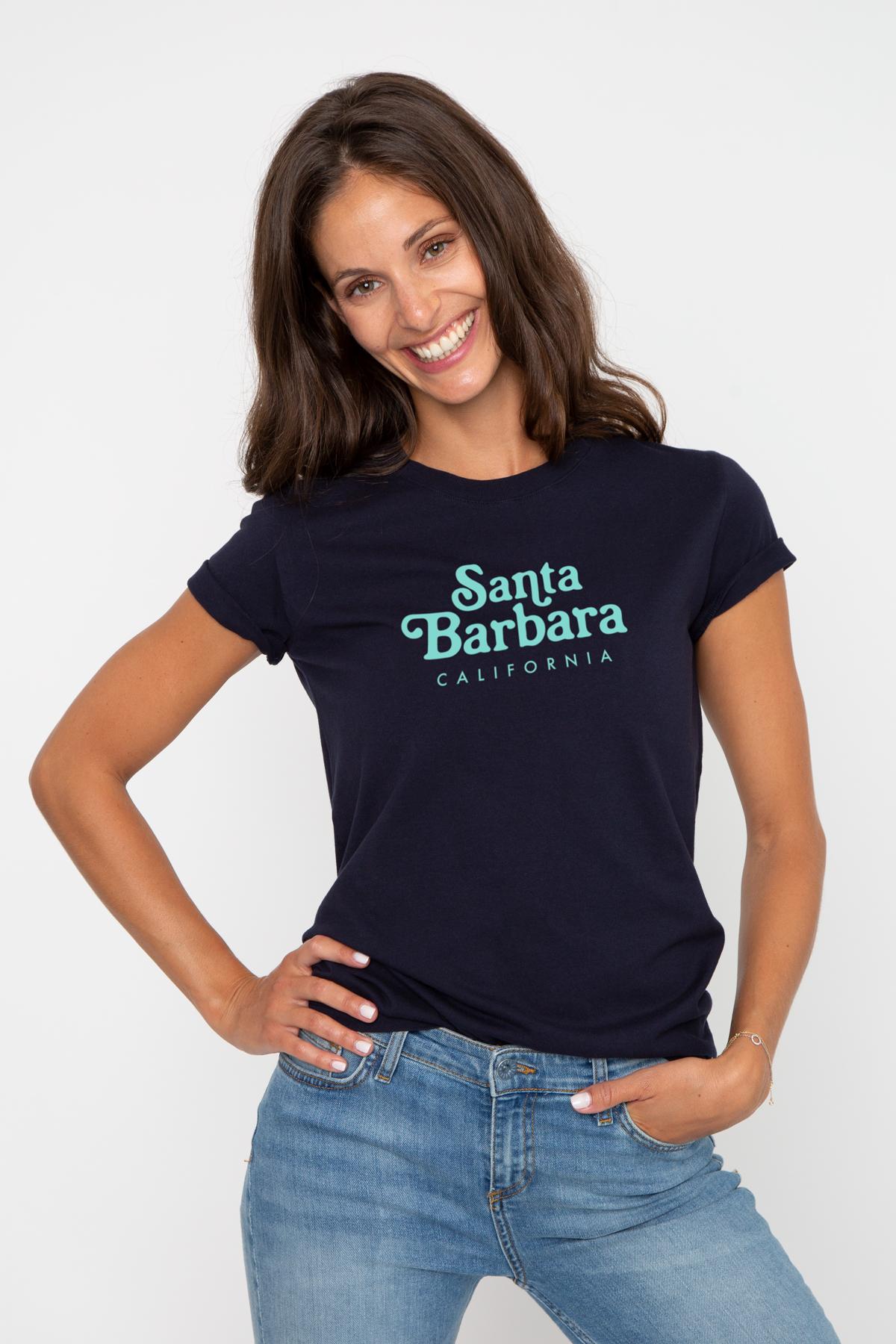 Tshirt  SANTA BARBARA