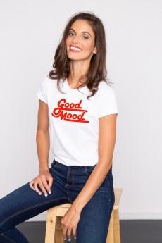 T-shirt GOOD MOOD