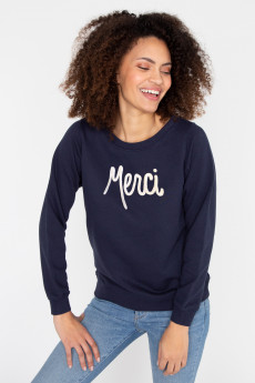 Sweat MERCI (tricotin) French Disorder