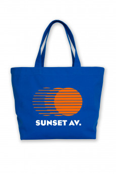 BeachBag XL SUNSET AVENUE