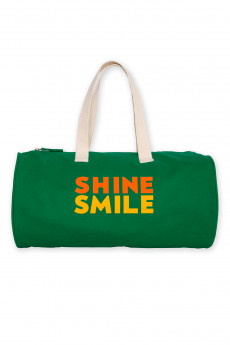 Photo de ACCESSOIRES Duffle Bag SHINE SMILE chez French Disorder