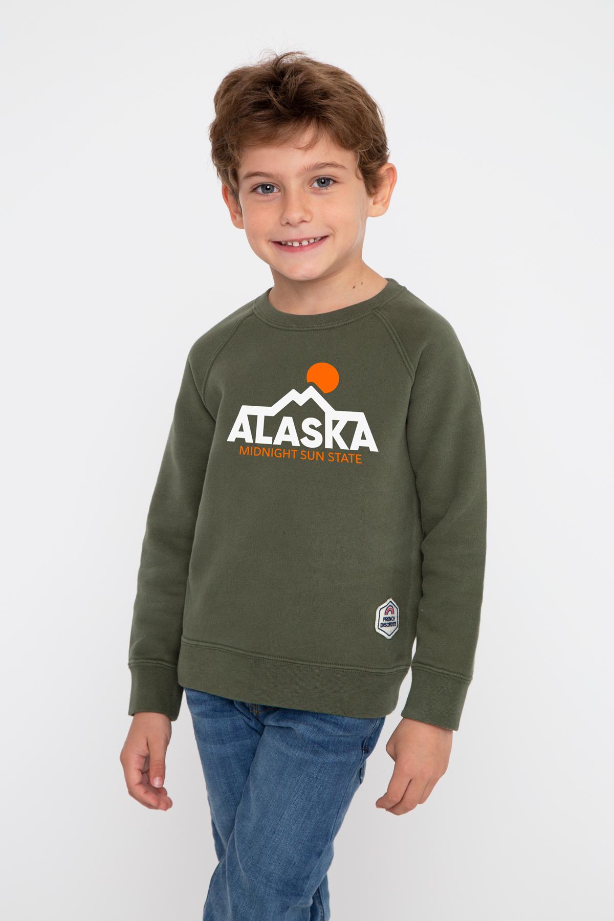 Sweat ALASKA French Disorder