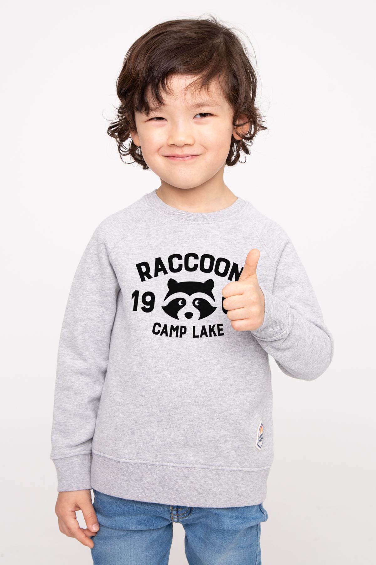 Sweat RACCOON CAMP French Disorder