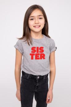 Tshirt SISTER French Disorder