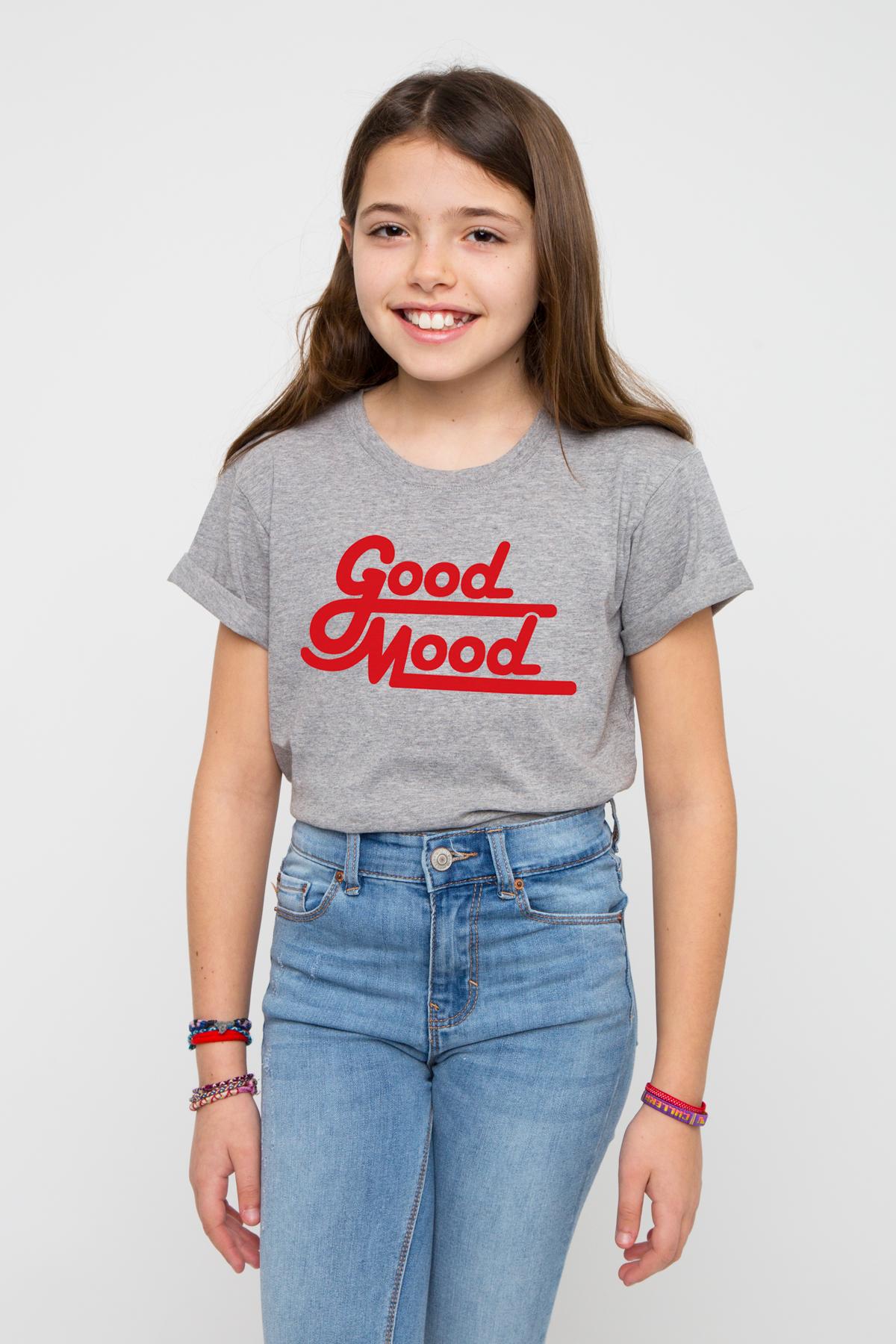 Tshirt GOOD MOOD French Disorder