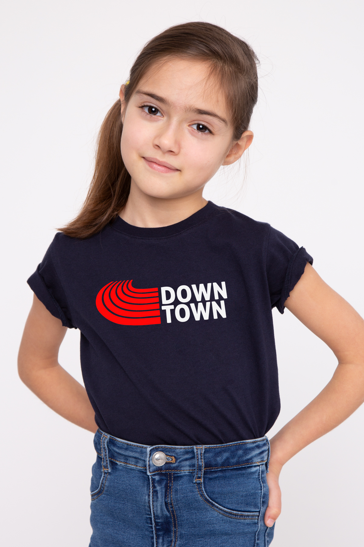 Tshirt DOWNTOWN French Disorder