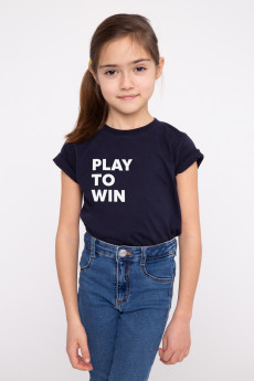 Tshirt PLAY TO WIN French Disorder