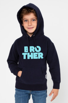 Photo de SWEATS À CAPUCHE Hoodie Kids BROTHER chez French Disorder