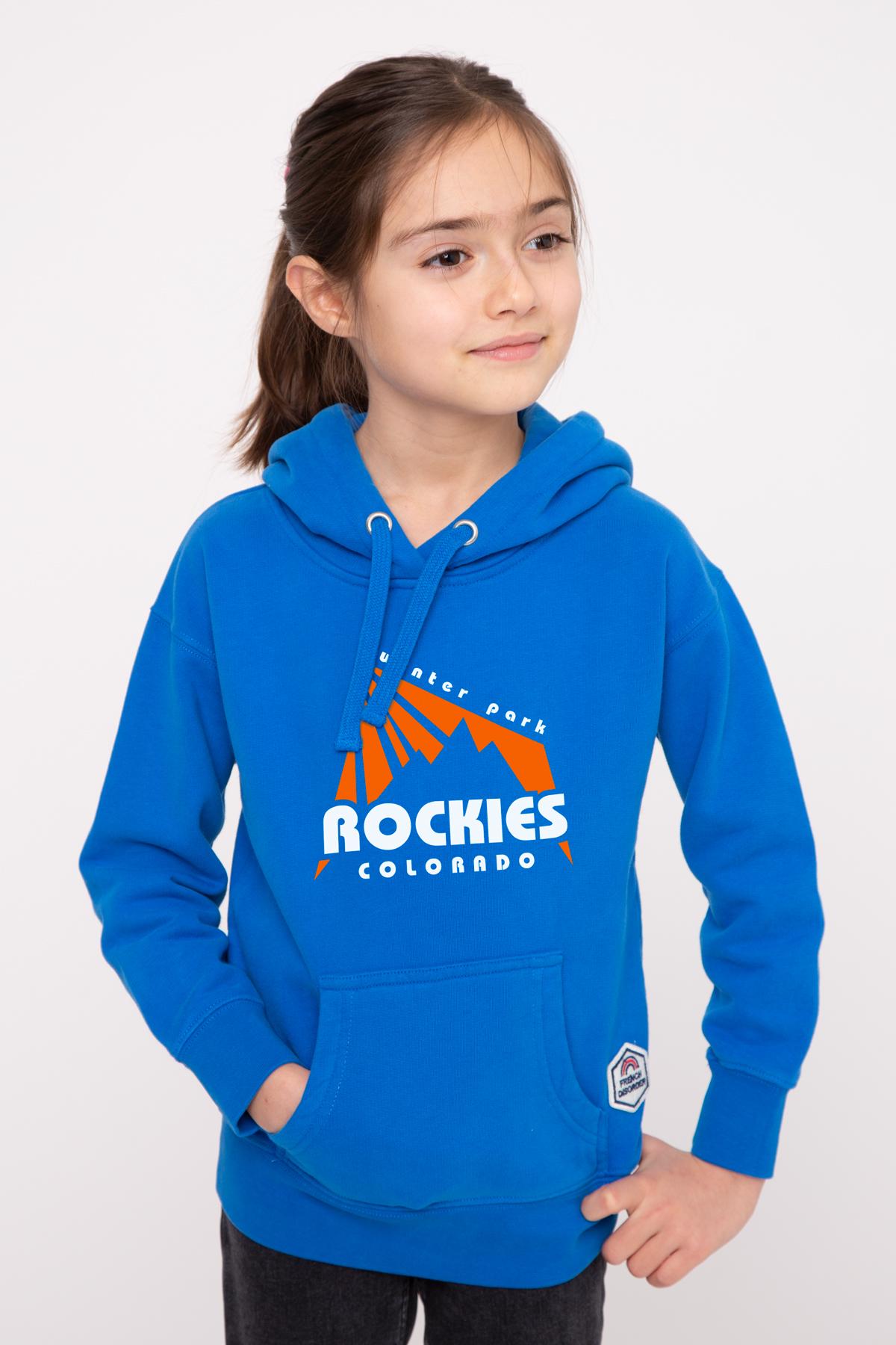 Photo de SWEATS À CAPUCHE Hoodie Kids ROCKIES chez French Disorder