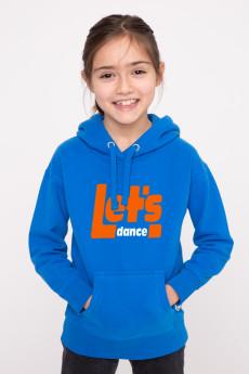 Photo de SWEATS À CAPUCHE Hoodie Kids LET'S DANCE chez French Disorder