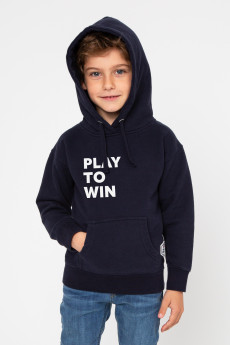 Photo de SWEATS À CAPUCHE Hoodie Kids PLAY TO WIN chez French Disorder