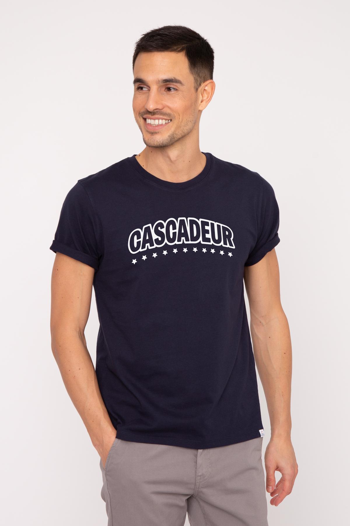 Tshirt CASCADEUR French Disorder