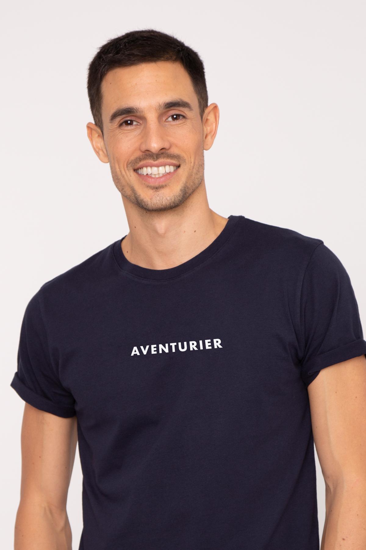 Tshirt AVENTURIER French Disorder