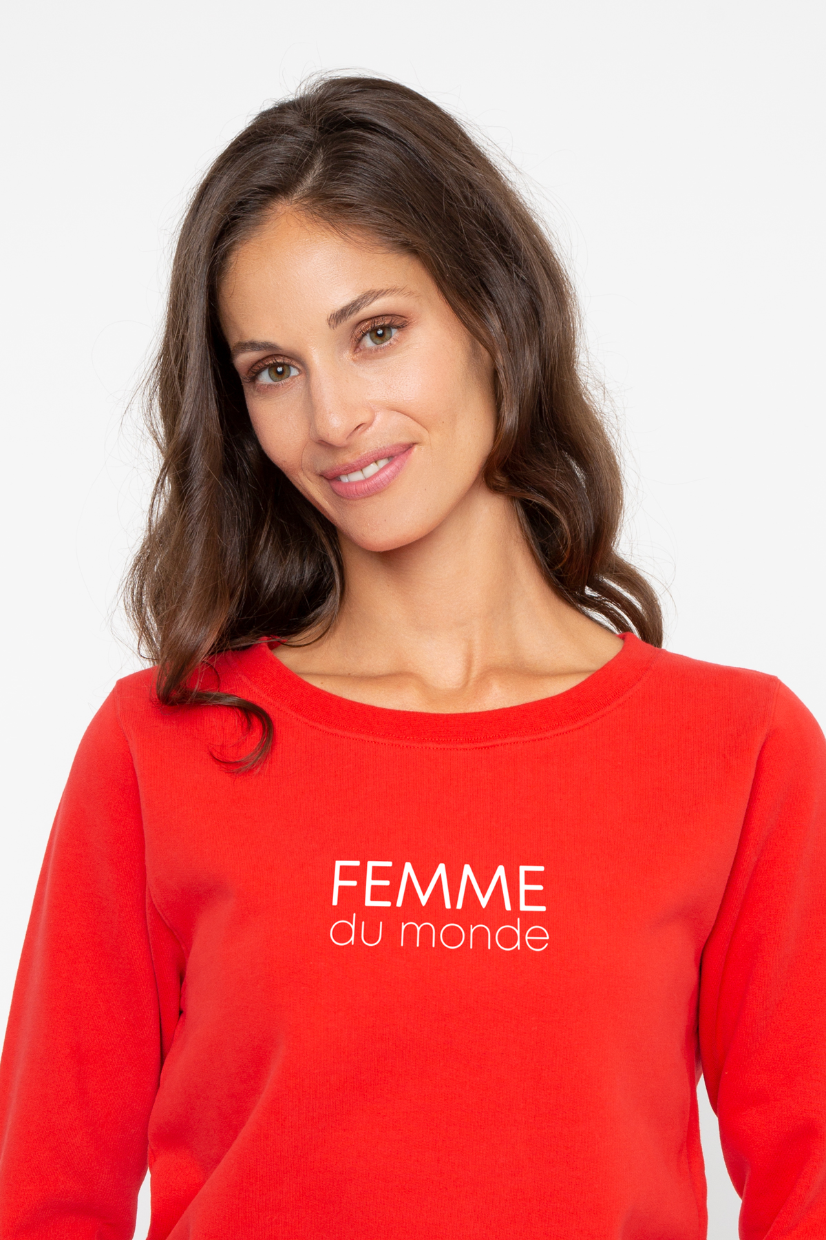 Photo de SWEATS Sweat FEMME DU MONDE chez French Disorder
