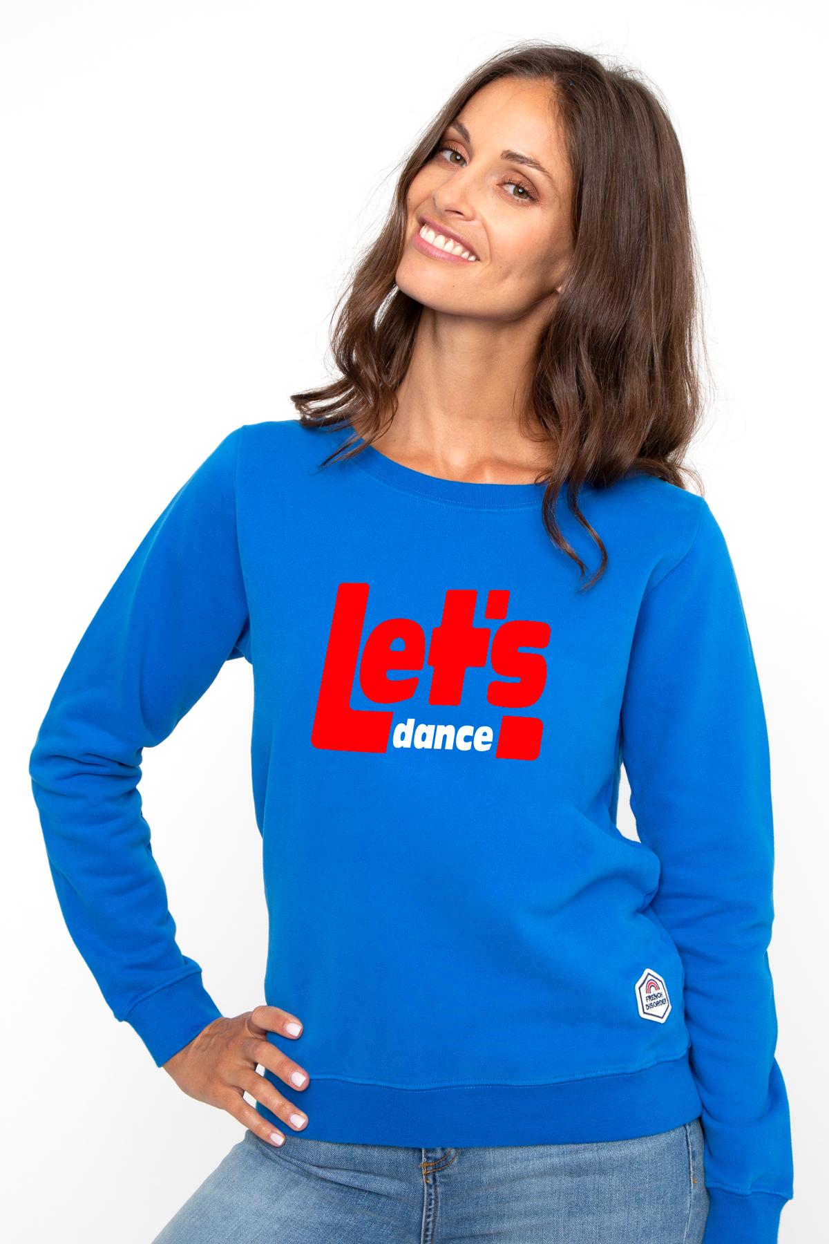 Photo de SWEATS Sweat LET'S DANCE chez French Disorder
