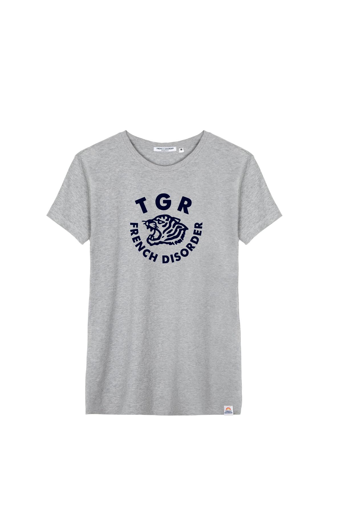 Photo de T-SHIRTS COL ROND T-shirt TIGER chez French Disorder