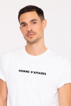 Tshirt HOMME D'AFFAIRES