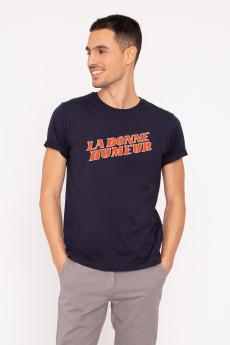 Tshirt LA BONNE HUMEUR