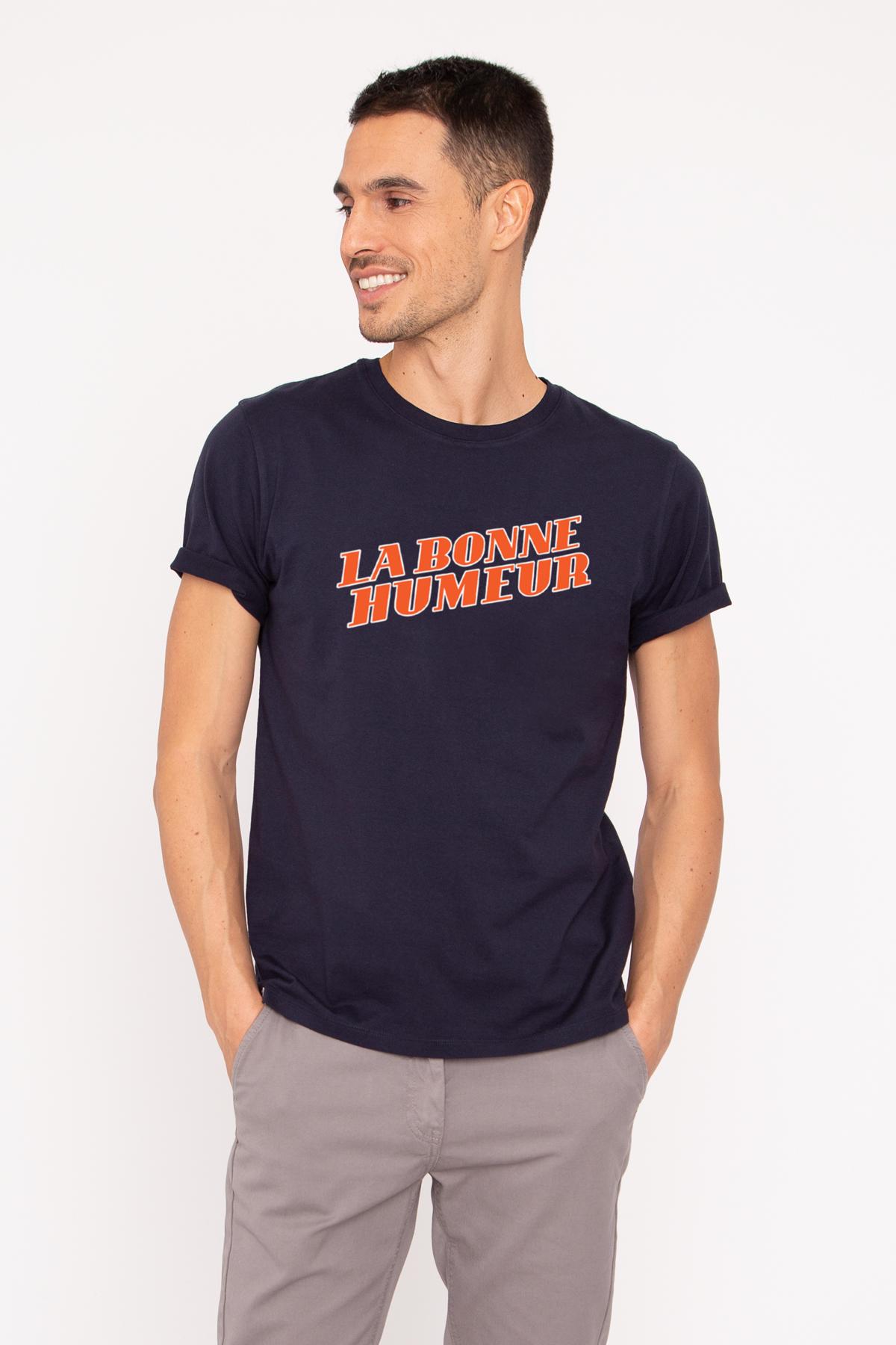 Tshirt LA BONNE HUMEUR French Disorder
