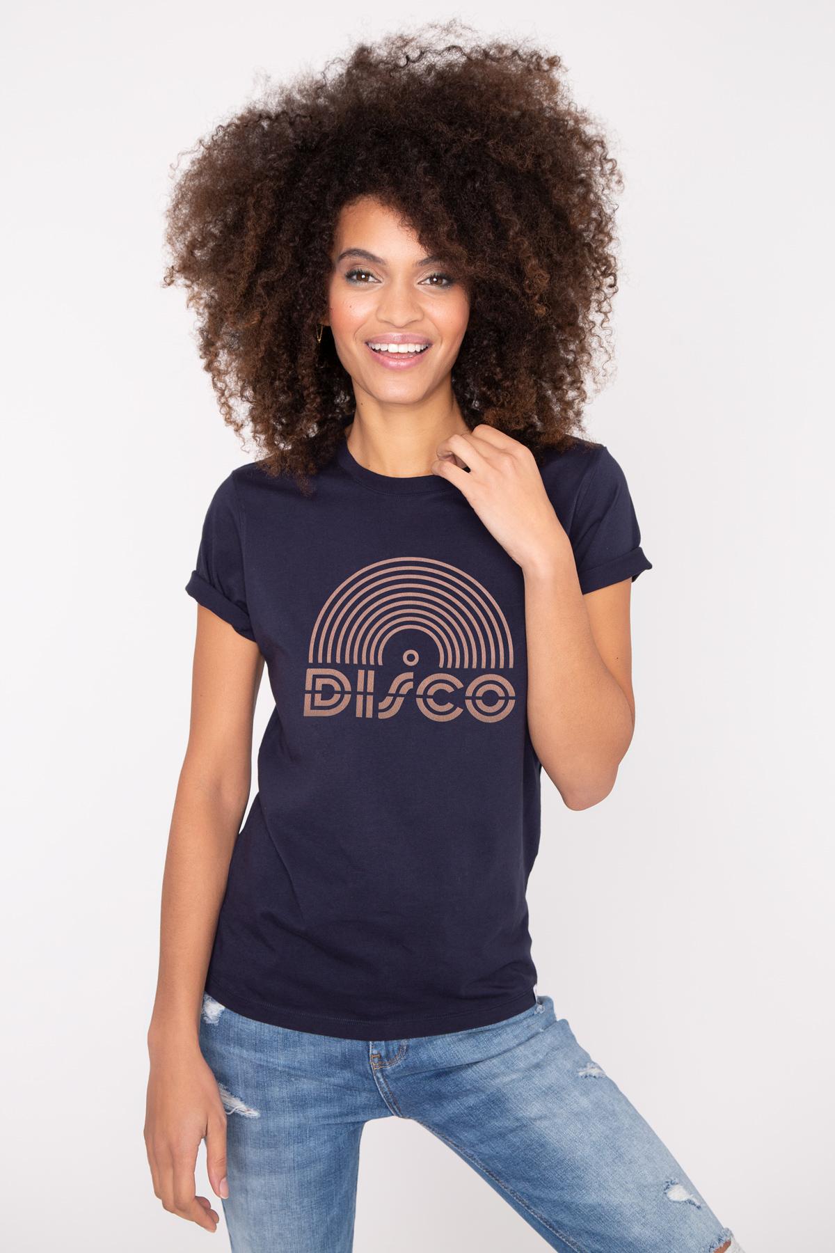 Photo de T-SHIRTS COL ROND Tshirt DISCO chez French Disorder