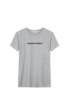 T-shirt EXCUSE MY FRENCH