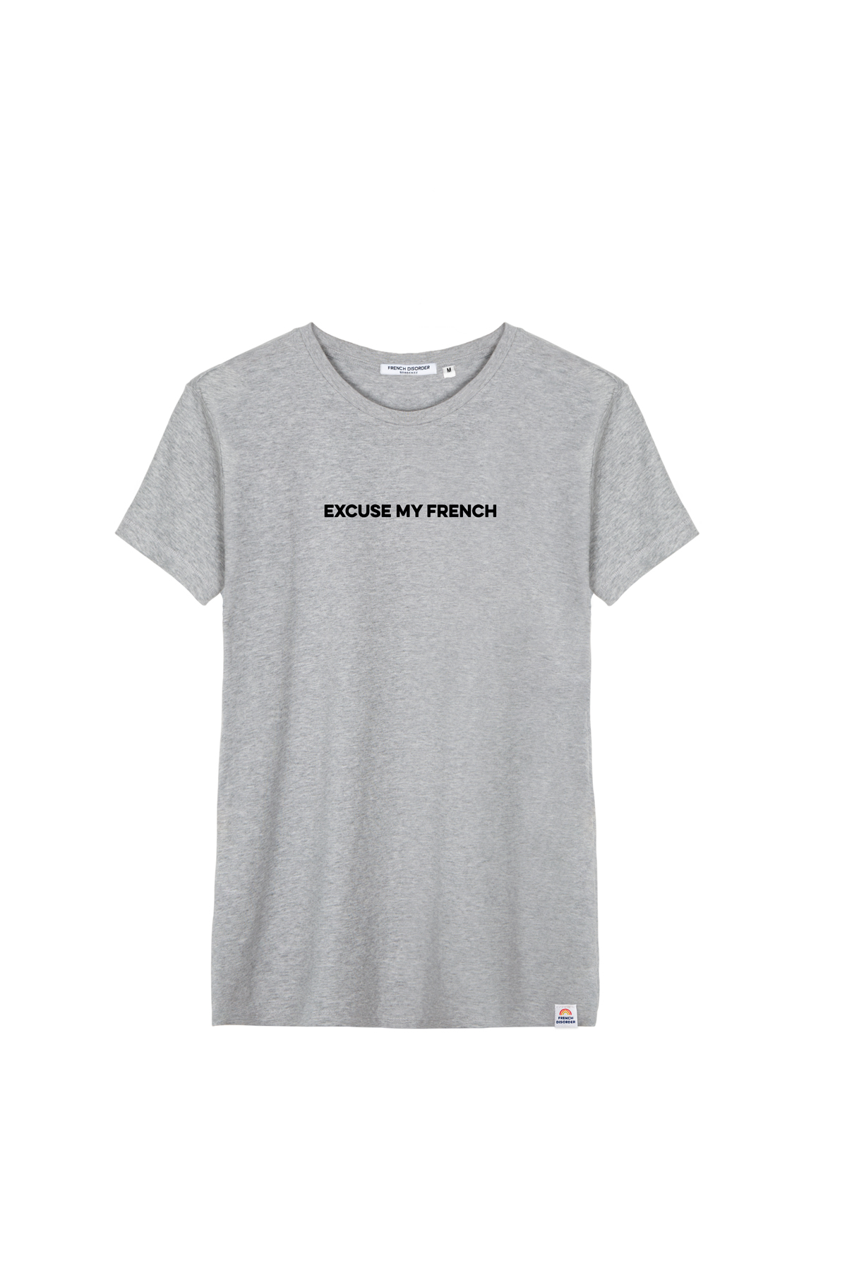 T-shirt EXCUSE MY FRENCH French Disorder