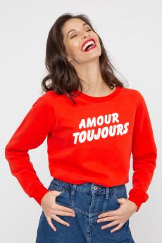 Photo de SWEATS Sweat AMOUR TOUJOURS chez French Disorder