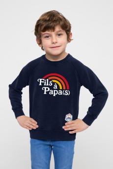 Sweat enfant FILS A PAPA(S) French Disorder