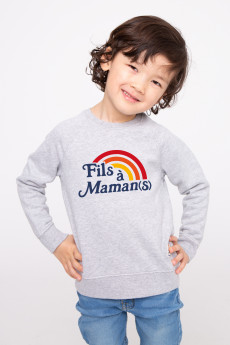 Sweat enfant FILS A MAMAN(S) French Disorder